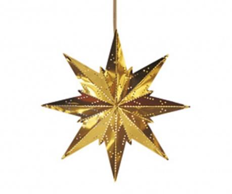 Светеща декорация Brass Star