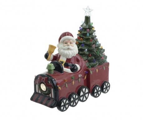 Decoratiune luminoasa Santa's Train