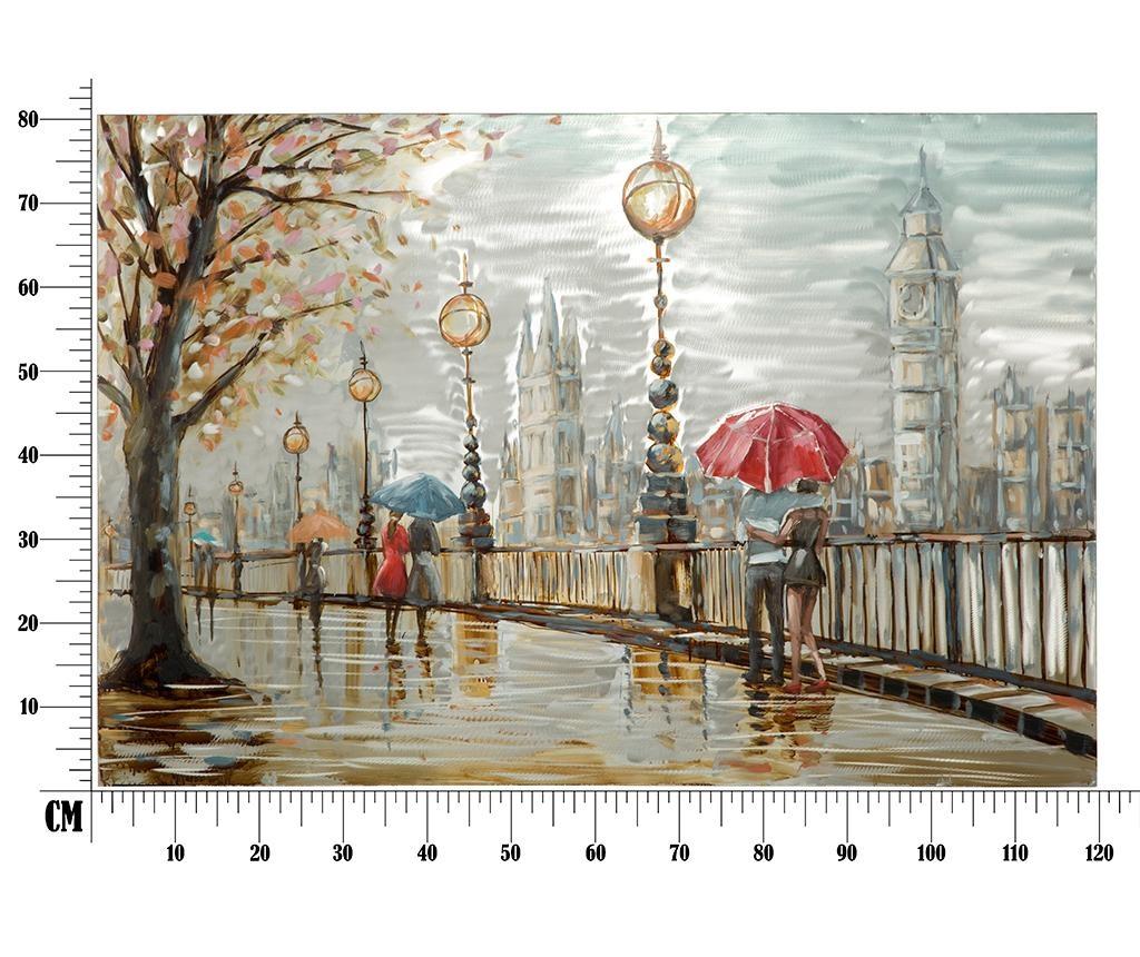 Slika London Big Ben 80x120 cm