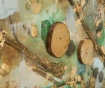 Slika Eloise Tree 3D 90x120 cm