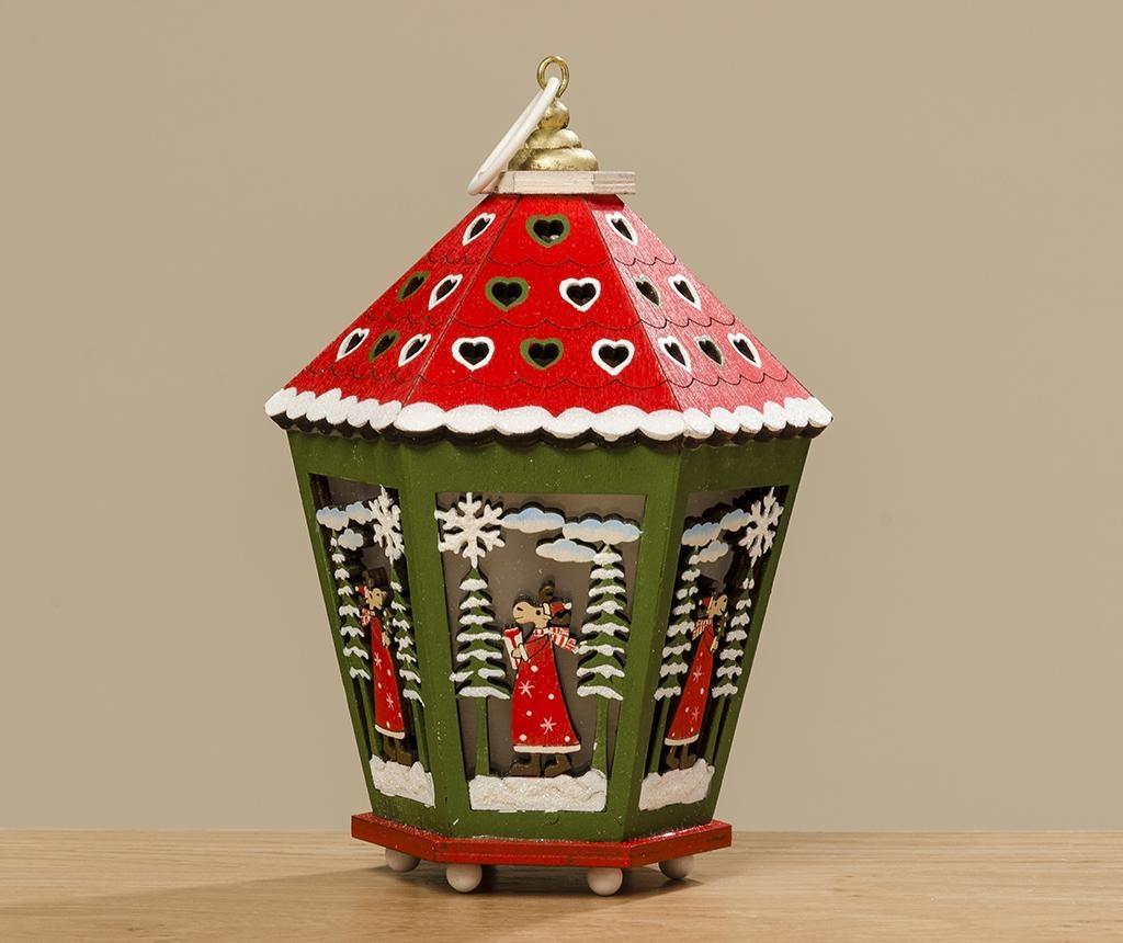 Decoratiune luminoasa Jingle Reindeer