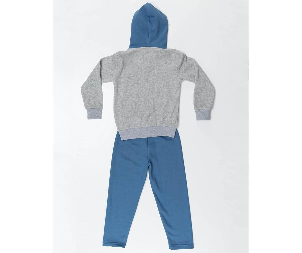 Set bluza si pantaloni pentru copii Robotic 5 ani