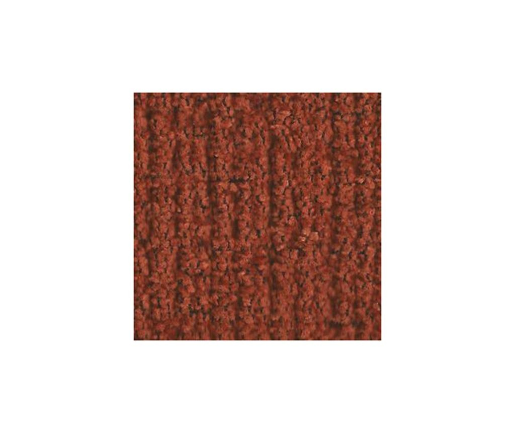 Dorian Dark Orange Gumis kanapé védőhuzat 140-170 cm