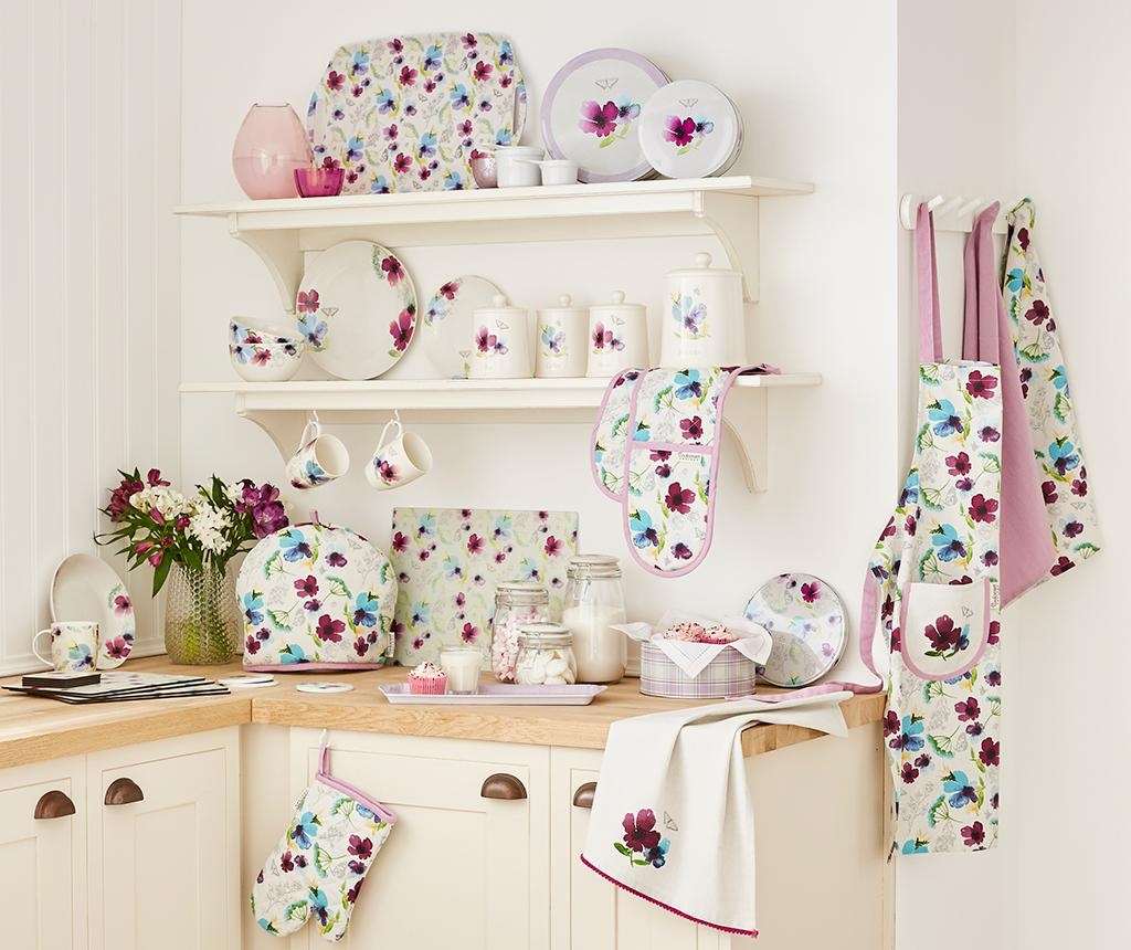 Tava pentru servire Chatsworth Floral