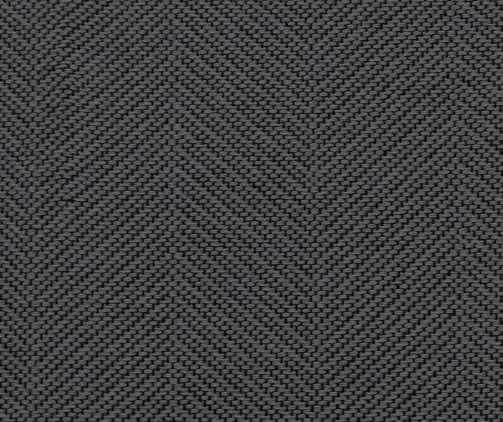 Espiga Dark Grey Ágytakaró 180x260 cm