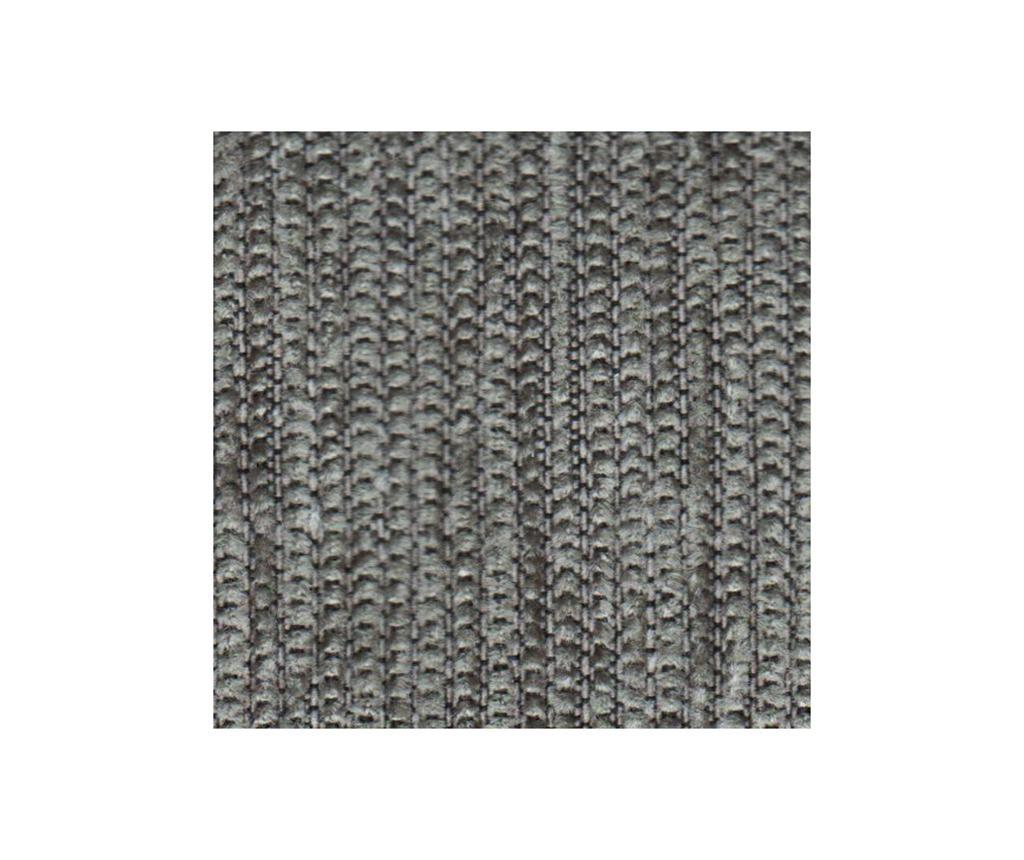 Zoco Grey Védőhuzat jobboldali sarokkanapéra 290 cm