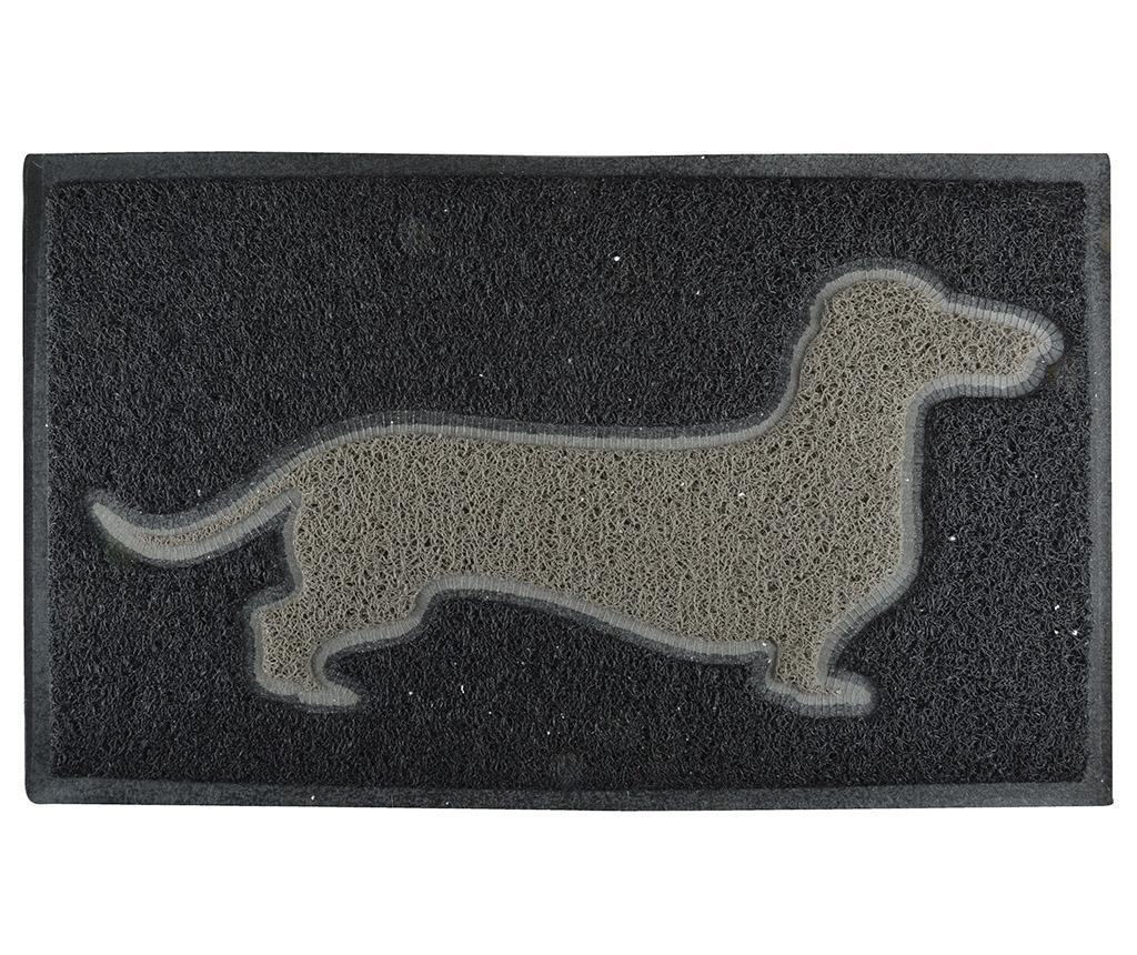 Predpražnik Black Hound 45x75 cm