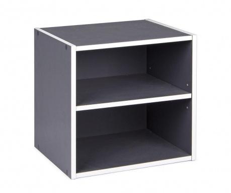 Półka modułowa Cube Dual Grey