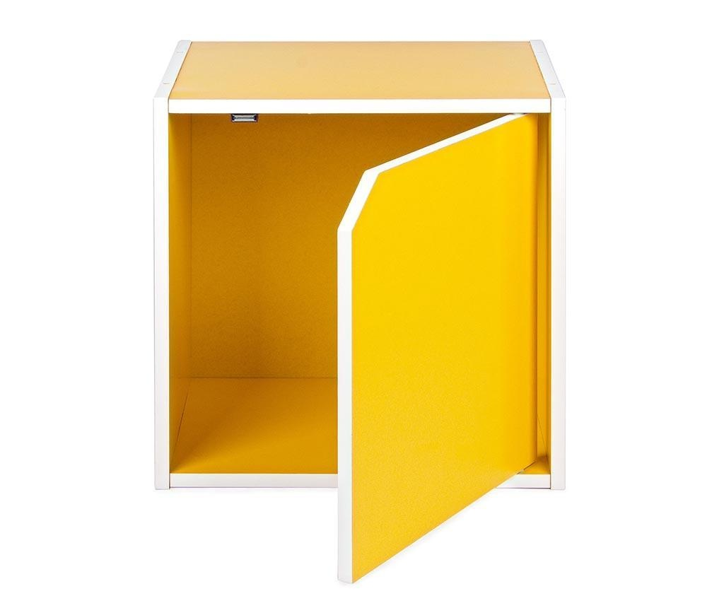 Модул Cube Door Yellow