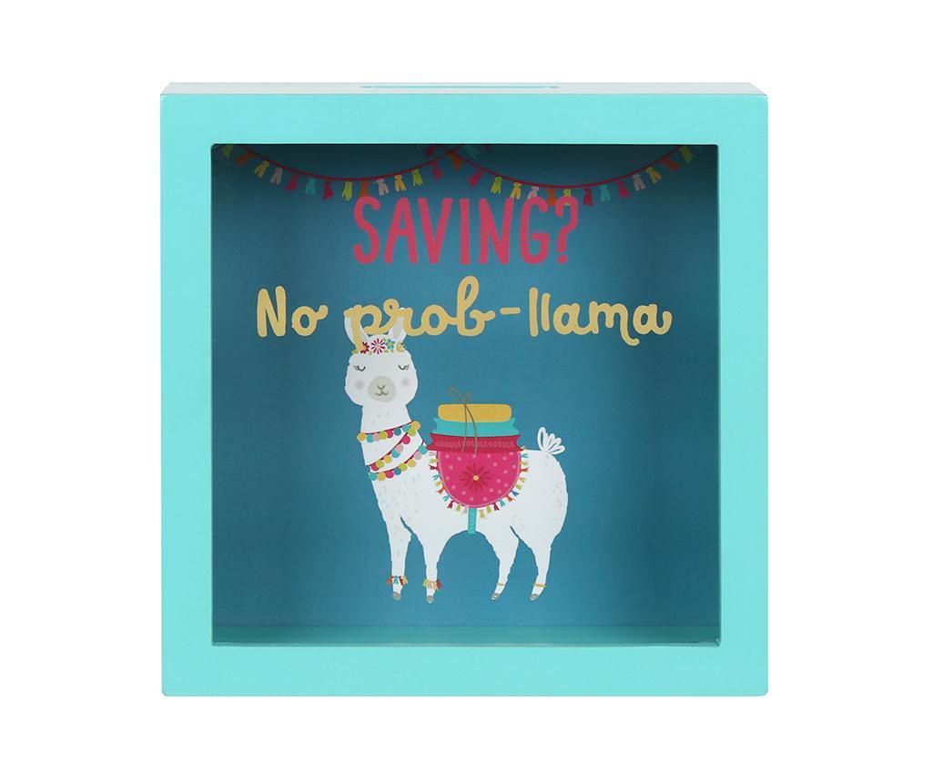 Pusculita No Prob-Llama - Something Different, Albastru