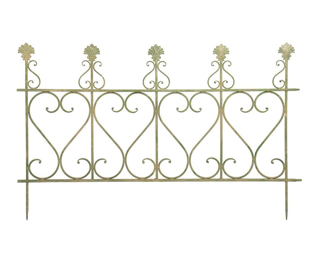 Gard decorativ Kennen Jamer - Esschert Design, Verde