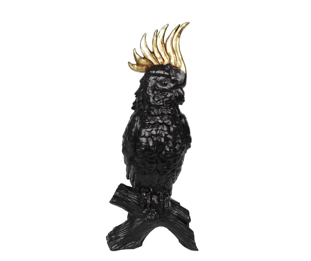 Decoratiune Black Parrot - Garpe Interiores, Galben & Auriu