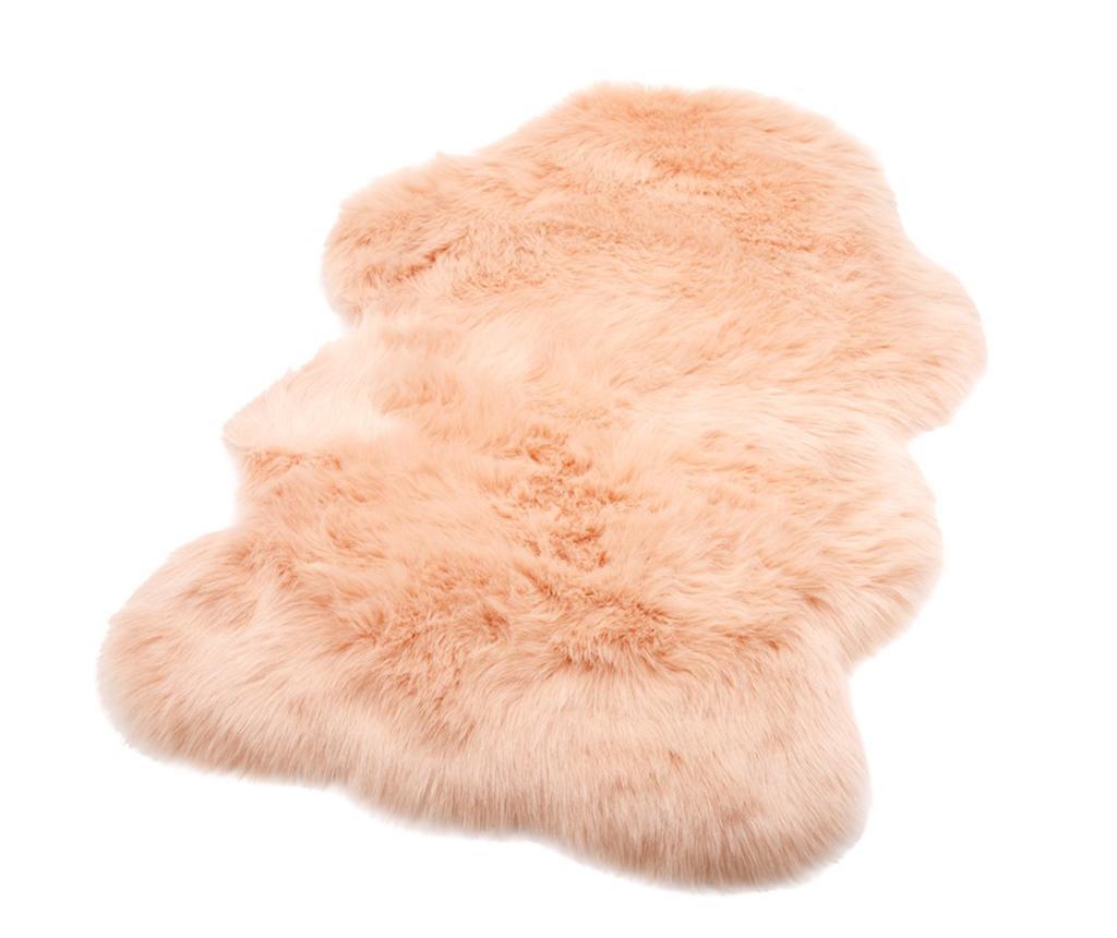 Covor Pink Fur 60x100 cm - Heaven Sends, Roz de la Heaven Sends