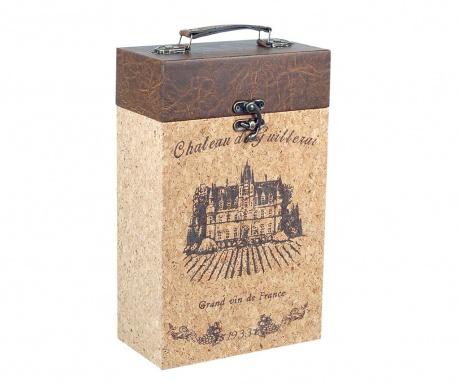 Krabice na 2 láhve vína Castle