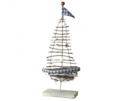 Dekoracija Shells Boat