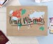 Škatla s pokrovom Travel Memories
