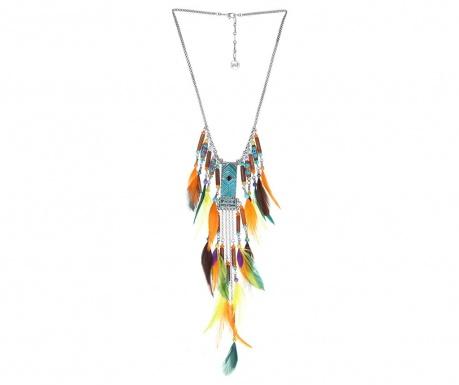 Kimya Feathers V Nyakék