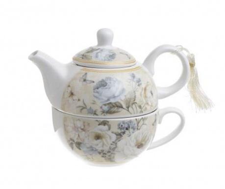 Zestaw czajniczek i filiżanka Efren