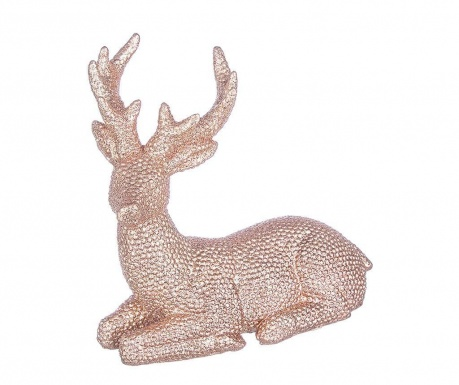 Dekorace Sitting Reindeer