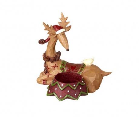 Suport pentru lumanare Reindeer
