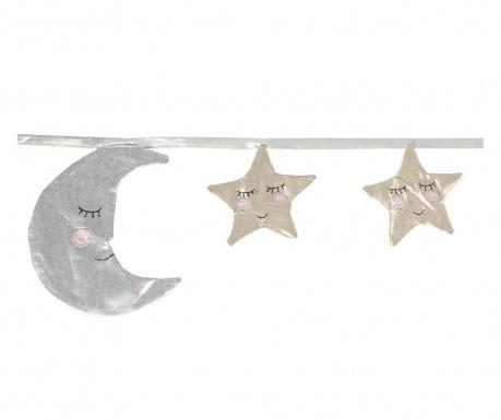 Girlanda Moon and Stars