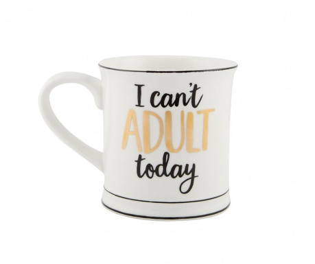 Skodelica Adult Today