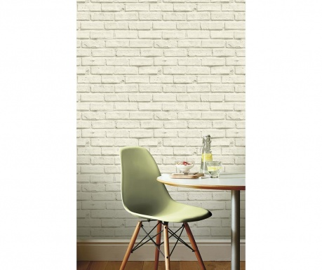 Tapeta City Brick Cream 53x1005 cm
