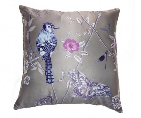 Okrasna blazina Birds of Paradise Gold 43x43 cm