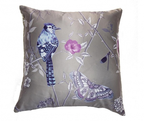 Ukrasni jastuk Birds of Paradise Gold 43x43 cm