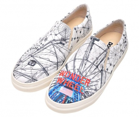 Espadrile barbati Wonder Wheel