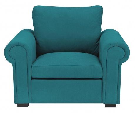 Fotelj Antoine Turquoise