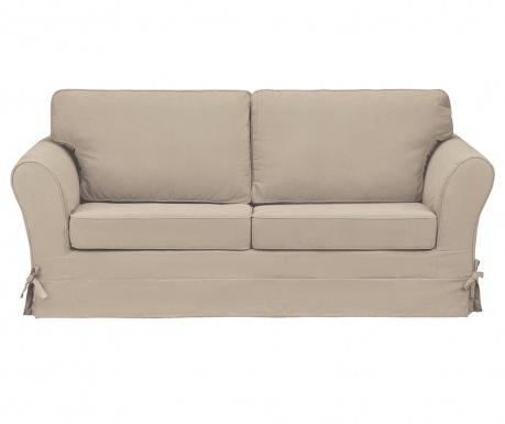 Canapea extensibila 3 locuri Philippe Beige