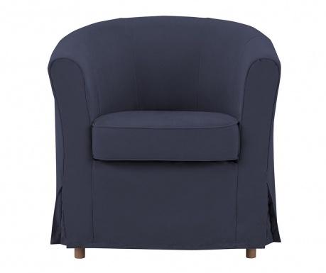 Fotelj Casper Dark Blue