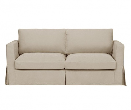 Canapea extensibila 3 locuri Jean Beige
