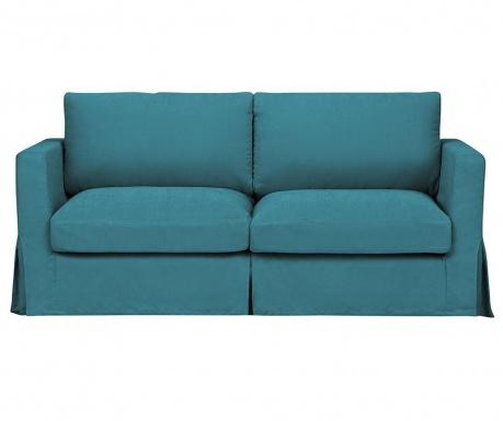 Kauč trosjed na razvlačenje Jean Turquoise