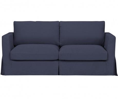 Canapea extensibila 3 locuri Jean Dark Blue