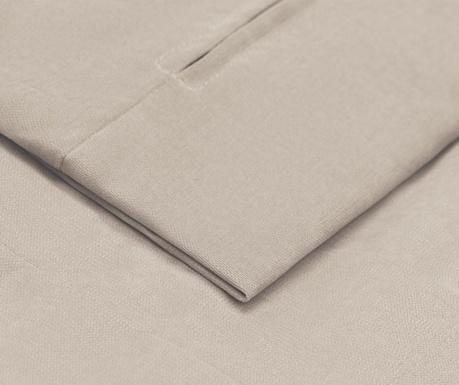 Калъф за разтегателно триместно канапе Philippe Beige 90x207 см