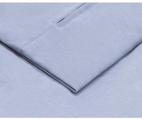 Prevleka za trosed Morgane Blue 90x192 cm