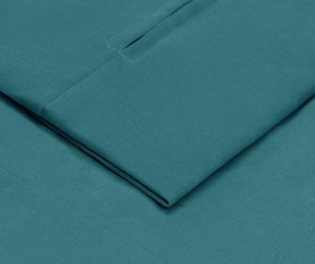 Husa pentru canapea extensibila 3 locuri Morgane Turquoise 90x192 cm