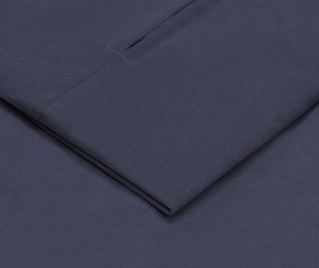 Prevleka za raztegljiv trosed Morgane Dark Blue 90x192 cm