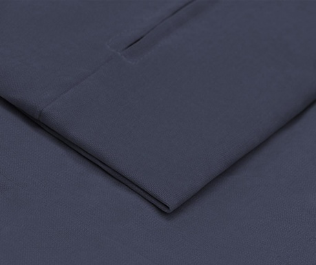 Prevleka za fotelj Jean Dark Blue 74x78 cm