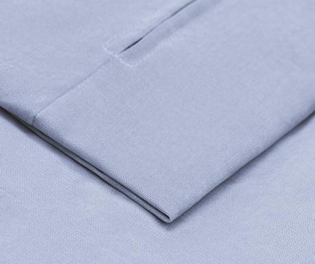 Калъф за разтегателно триместно канапе Jean Blue 90x187 см