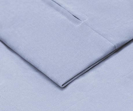 Navlaka za desnu kutnu garnituru Helene Blue 177x271 cm