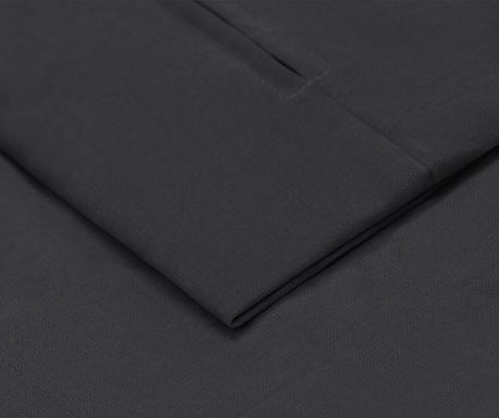 Navlaka za desnu kutnu garnituru Helene Dark Grey 177x271 cm