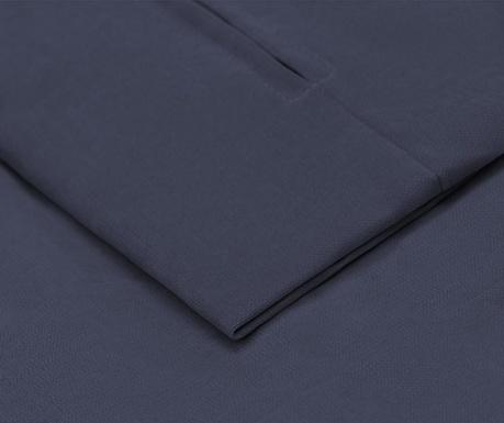 Navlaka za desnu kutnu garnituru Helene Dark Blue 177x271 cm