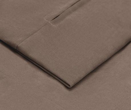 Prevleka za levo kotno sedežno garnituro Helene Brown 177x271 cm