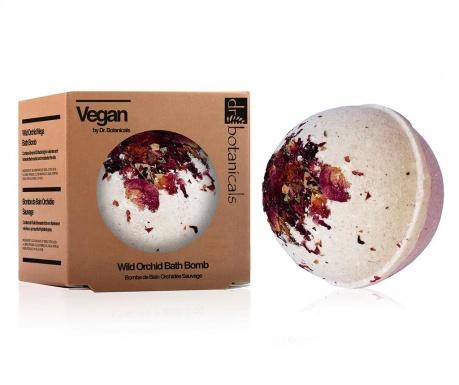 Šumivá sůl do koupele Wild Orchid Bath Bomb 200 g
