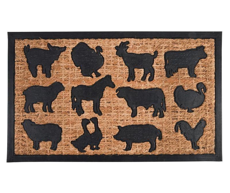 Predpražnik Farm Animals 45.3x75.5 cm