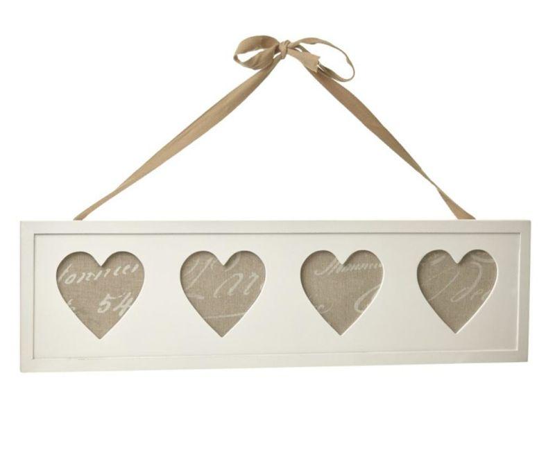 Okvir za 4 slike Four Hearts