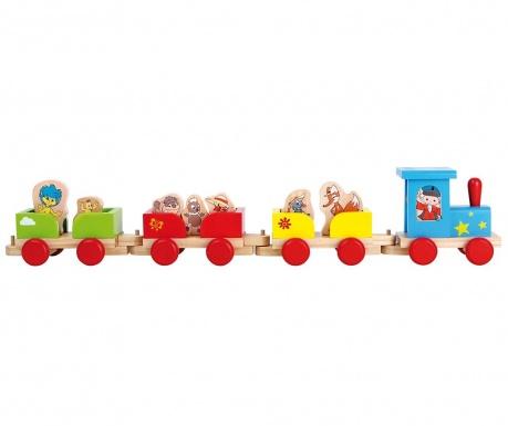 Pociąg zabawkowy Sandman